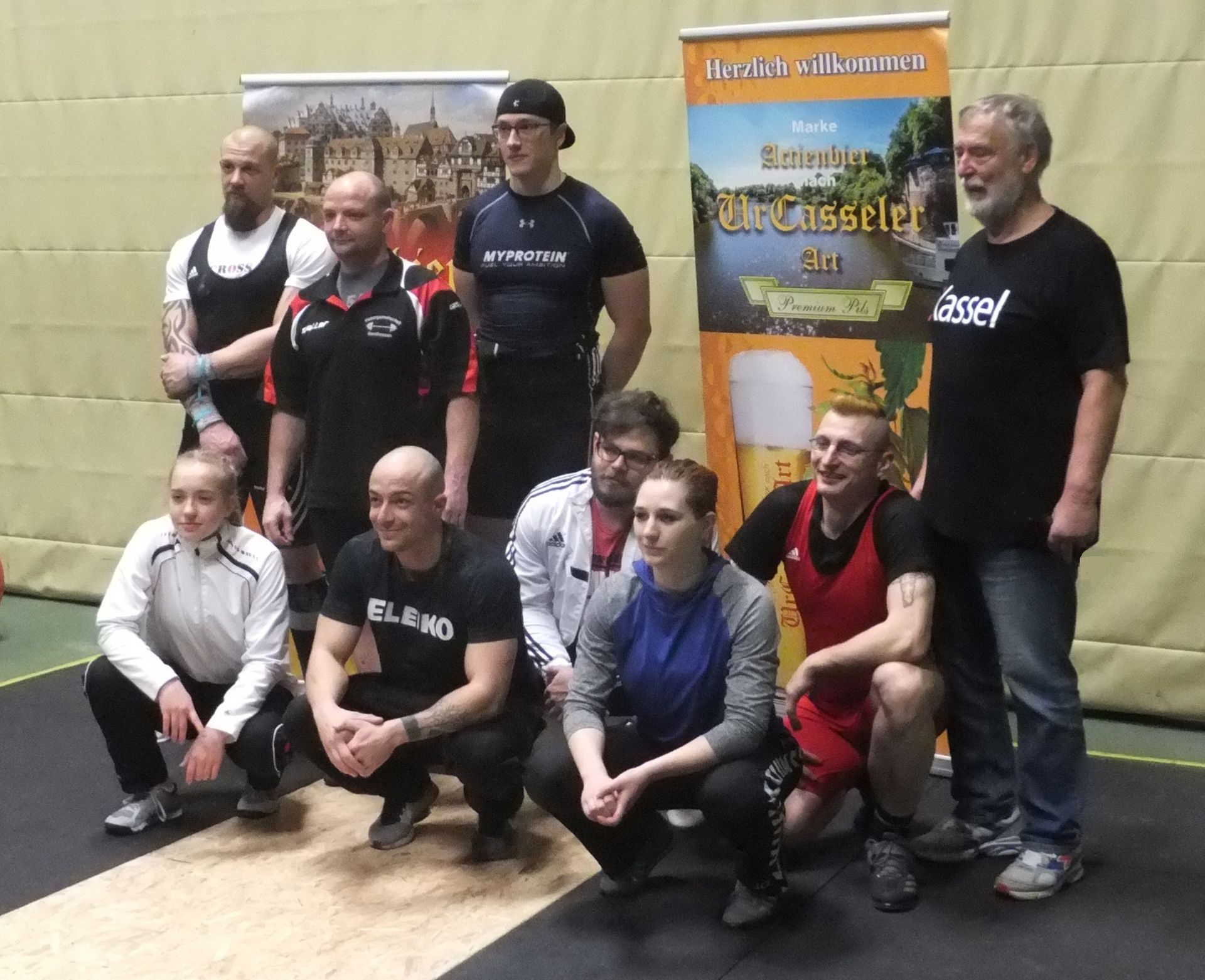 Wettkampf SAV - Helios Simpelveld