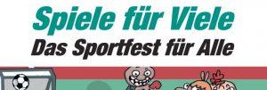 """Teaser des Festes """"Spiele für Viele"""""""